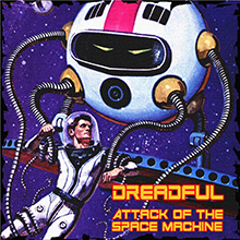 Pochette de Attack of the Space Machine